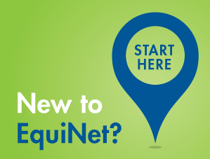 New to EquiNet?