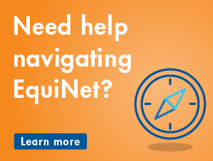 Need help navigating EquiNet?